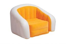 Кресло надувное Intex 68571 (Оранж)