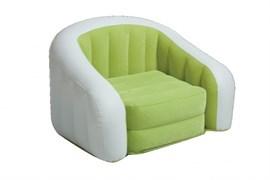 Кресло надувное Intex 68571 (Салат)