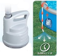 Дренажный насос для бассейна (3028 лч) Bestway 58230
