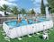 Каркасный бассейн Bestway 56278/56471 + песочный фильтр-насос  (671х366х132см) - фото 10543