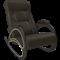Кресло-качалка, модель 4, венге - фото 45039