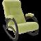 Кресло-качалка, модель 4, венге - фото 45041