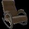 Кресло-качалка, модель 4, венге - фото 45042