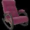Кресло-качалка, модель 4, венге - фото 45043