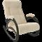 Кресло-качалка, модель 4, венге - фото 45046